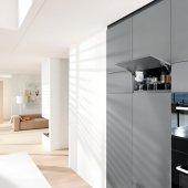 AVENTOS HK-S Совершенное движение для малых корпусов в верхнем шкафу и шкафу-колонке Этот подъемник помогает оптимально использовать полезное пространство и подходит для малых корпусов в колонке и верхнем шкафу, например, над шкафом для запасов или холодильником. При этом компактный силовой механизм гармонично вписывается в небольшие корпуса и впечатляет удобством использования и монтажа.