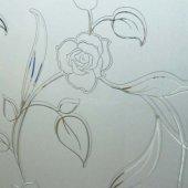 Розы (серебро)