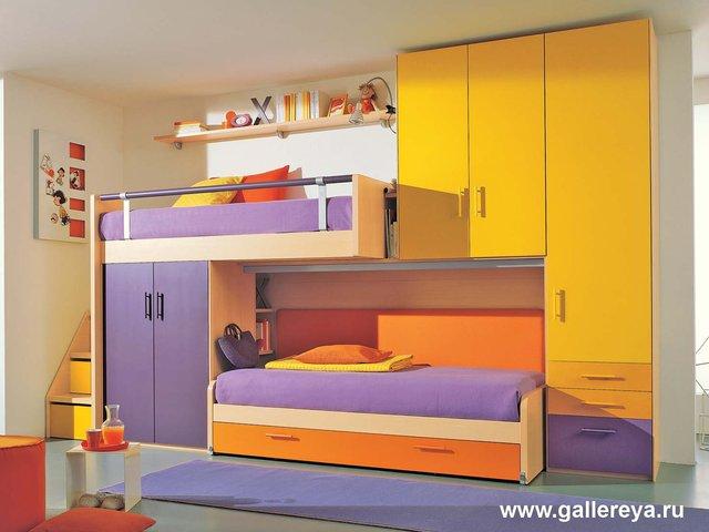 Галерея мебели детские комнаты - страница 2 - interior.