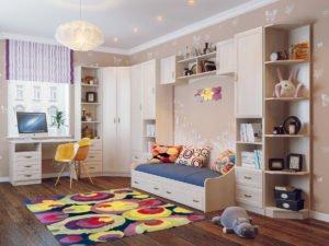 заказать мебель для детской, мебель для детской под заказ