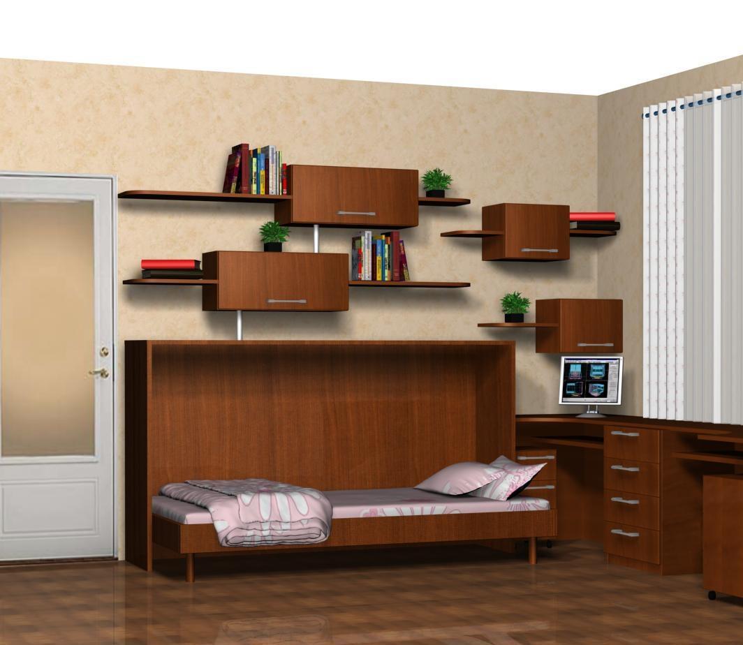 Комод-кровать