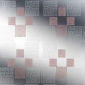 Красные квадраты