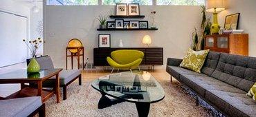 Как сочетать разную мебель в одном помещении?
